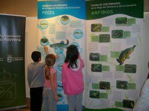 Los escolares de Alovera aprenden a conocer mejor su entorno medioambiental