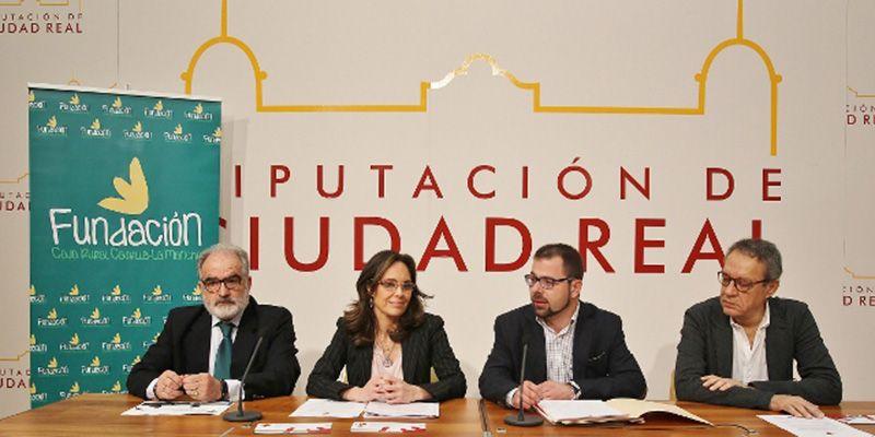 Fundación Caja Rural CLM premiará la mejor iniciativa digital del sector vitivinícola durante Fenavin 2017