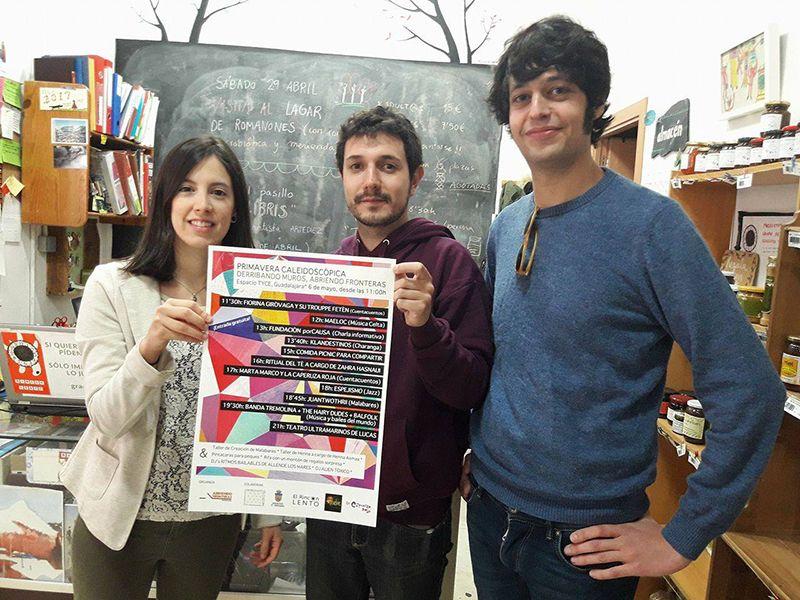 Abriendo Fronteras organiza el I Festival Primavera Caleidoscópica