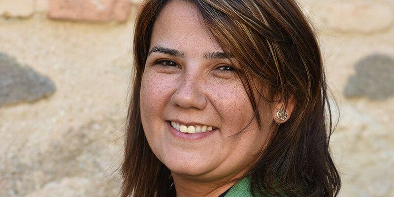 Agustina García Élez, nueva consejera de Fomento