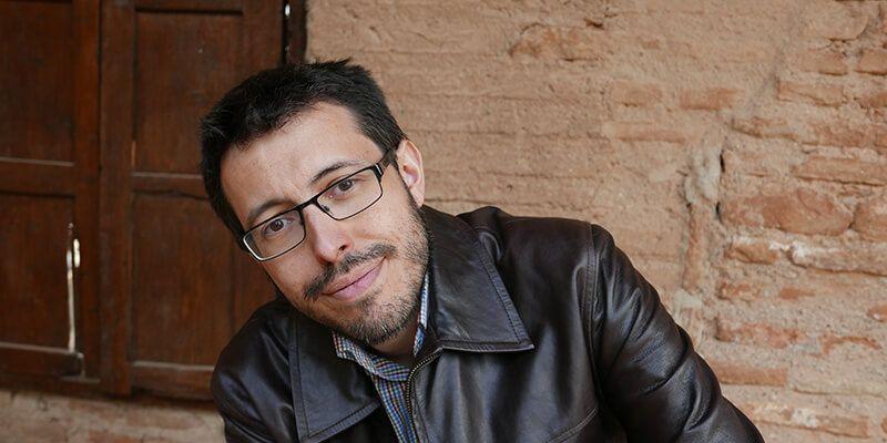 Alberto de Frutos gana el III Premio de Narrativa Novelas Ejemplares de la Facultad de Letras de la UCLM