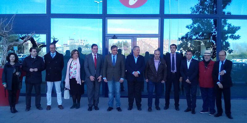 Inaugurada la nueva Oficina Provincial de Información Turística de la Agrupación de Hostelería y Turismo