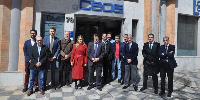 CEOE-Cepyme Cuenca se suma a las condolencias por la muerte de Elena de la Cruz