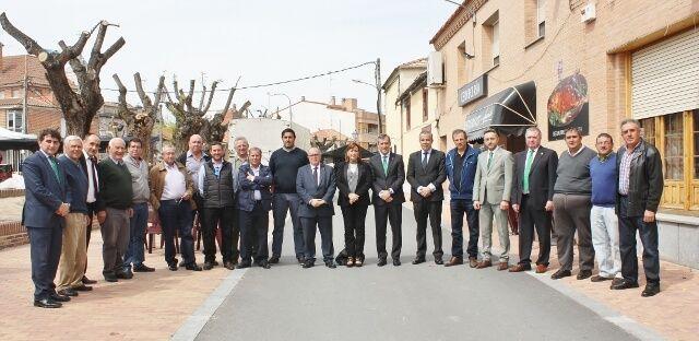 Caja Rural CLM traslada su complicidad, implicación y lealtad a las cooperativas de Toledo
