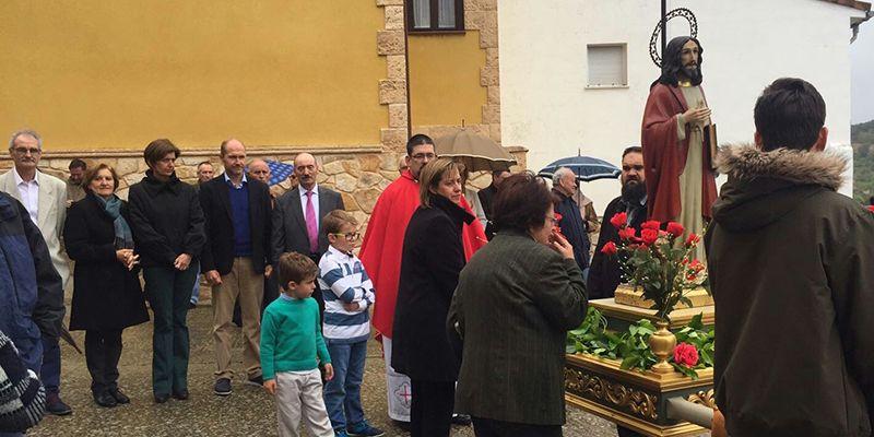 Casasana celebra con devoción su fiesta patronal en honor a San Marcos