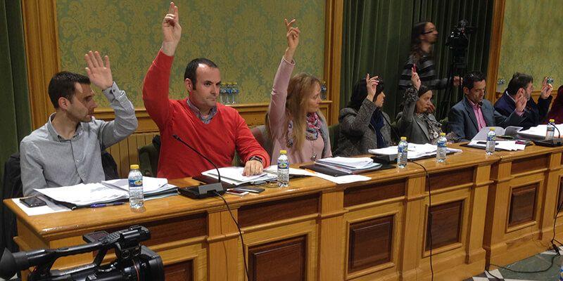 Cs Cuenca logra una veintena de compromisos con su apoyo a los presupuestos municipales de 2017