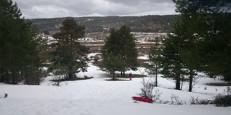 Cuenca y Guadalajara estarán en aviso amarillo por nevadas este jueves