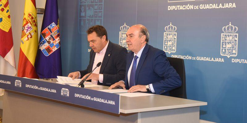 Diputación de Guadalajara exige a la Junta que cumpla el convenio firmado para llevar a cabo el Plan de Empleo