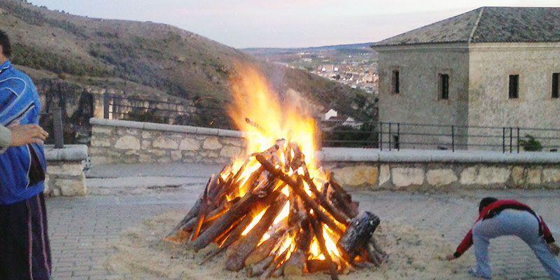 El Ayuntamiento de Cuenca publica una serie de recomendaciones para las celebraciones de la Noche de las Hogueras