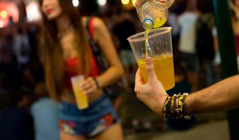 El Ayuntamiento de Guadalajara cierra un establecimiento de San Roque por vender alcohol a menores