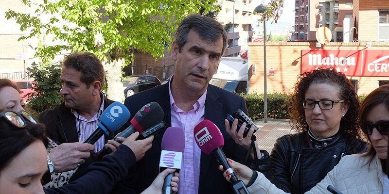 El Ayuntamiento de Guadalajara concluye antes del plazo previsto las obras de la calle Sigüenza