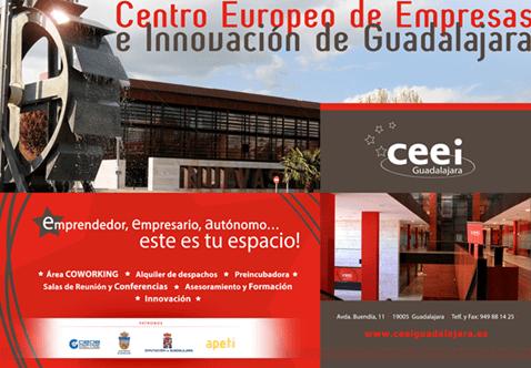 El CEEI Guadalajara organiza tres nuevas jornadas formativas para mayo