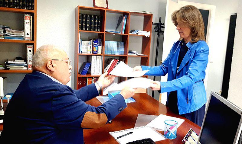 El COC proclama como única la candidatura presentada por Ana Guarinos a la Presidencia del PP de Guadalajara