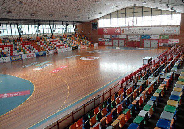 El Instituto Municipal de Deportes de Cuenca instala alarmas en varios polideportivos