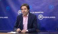 """El PP denuncia que """"Page deja a Guadalajara sin representación en el Consejo de Gobierno"""""""