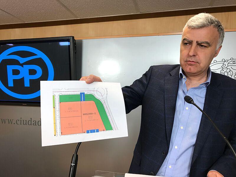 El PP denuncia un posible caso de prevaricación urbanística en Ciudad Real
