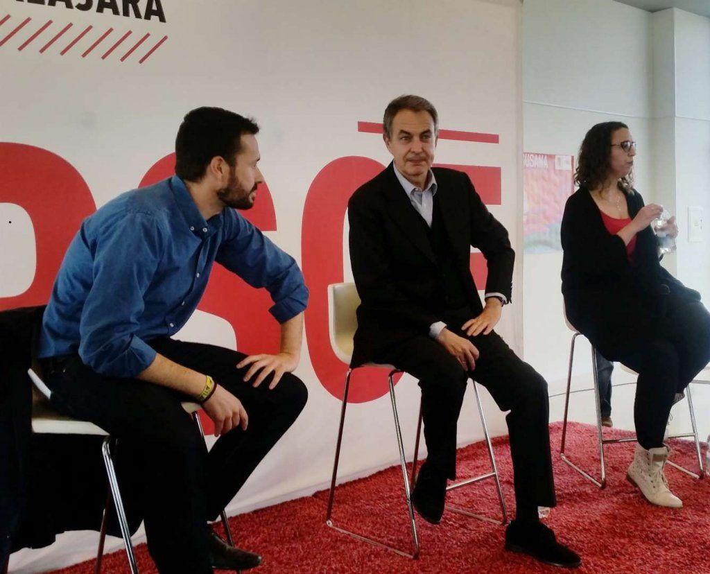 El PSOE se rompe Blanco, alcalde sanchista de Azuqueca, da plantón a Zapatero de visita en su ciudad en apoyo de Susana