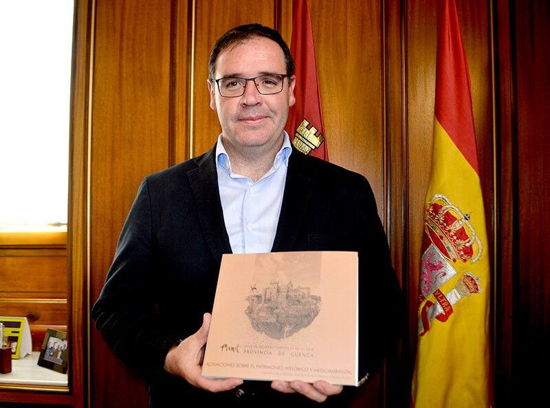 El Plamit de la Diputación de Cuenca consigue una Mención Especial en los Premios Europa Nostra 2017