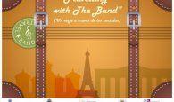 El concierto del 3 de junio en el Buero Vallejo, Traveling with the band, se adelanta a las 18,30 horas