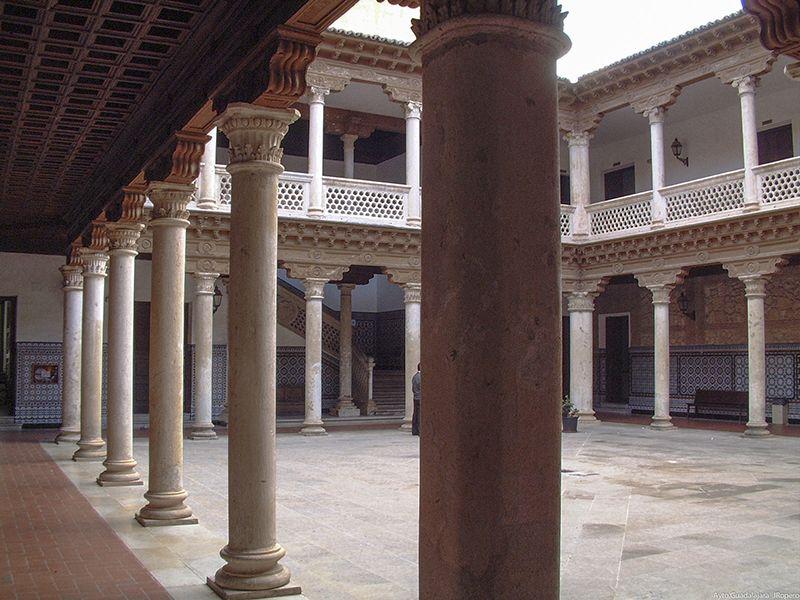 El primer museo provincial de España, detalle monumental en Guadalajara durante todo mayo
