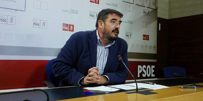 Esteban no entona el mea culpa del PSOE y afirma que C-LM sigue funcionando a pesar de los palos en la rueda de PP y Podemos