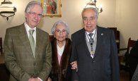 Fallece doña María Pilar Taboada Rivas, viuda de Juan Antonio Martínez, primer alcalde de la democracia de Sigüenza