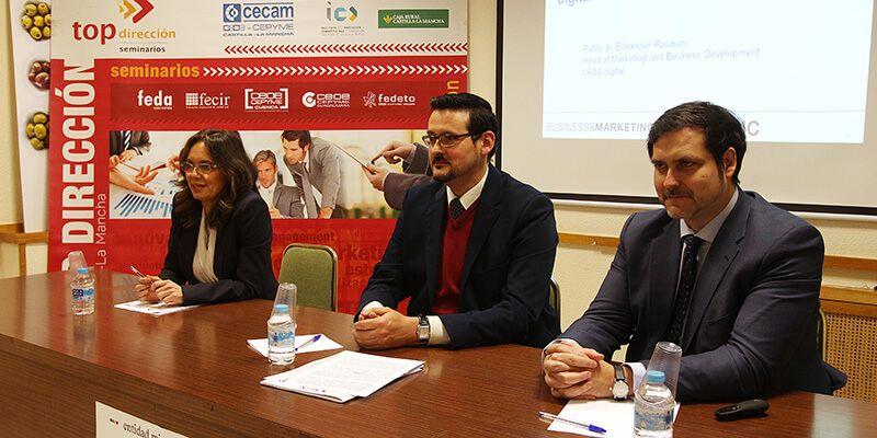 Fecir y Fundación Caja Rural Castilla-La Mancha ayudan a enamorar clientes en el nuevo entorno digital