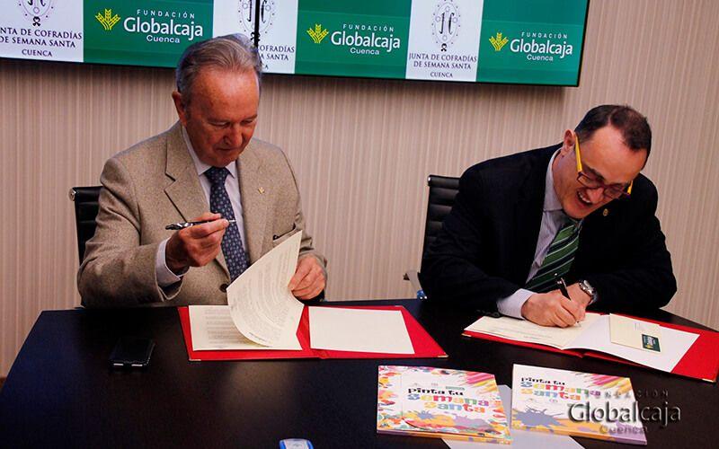 Globalcaja apoya la Semana Santa de Cuenca
