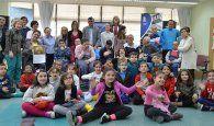 Godoy destaca el éxito del programa cultural Biblioteca Solidaria que cuenta con la colaboración de más de 200 voluntarios