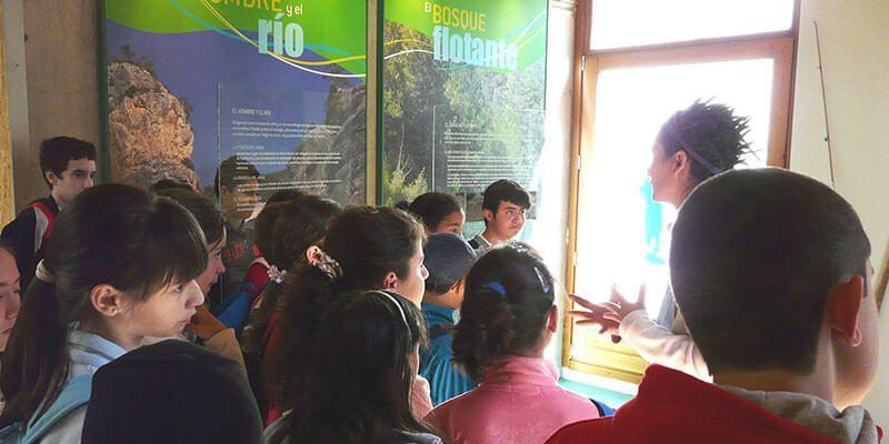 La red de Centros de Interpretación del Gobierno regional en Guadalajara recibió 44.908 visitantes la pasada temporada