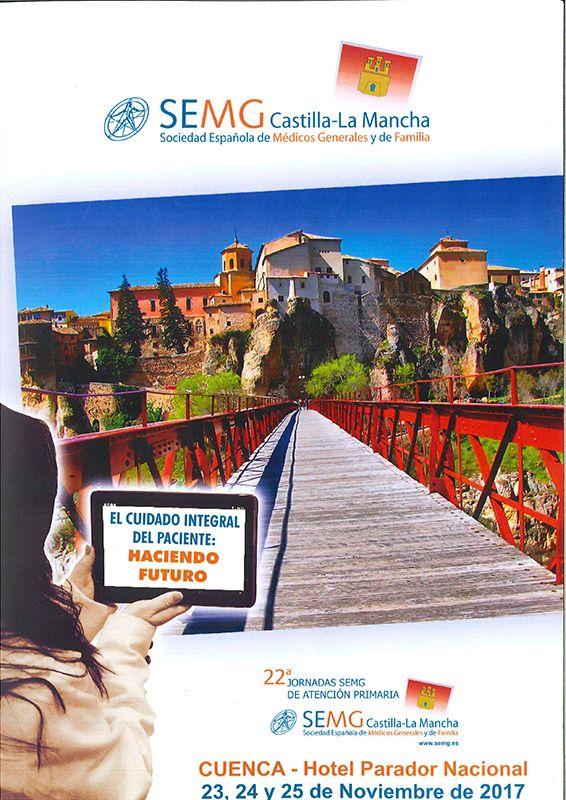 Las XXII Jornadas de la SEMG en C-LM acercarán a Cuenca a 150 profesionales