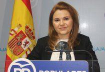 """Marta Valdenebro """"Es lamentable que uno de cada cuatro parados de España lo haya creado Page"""""""