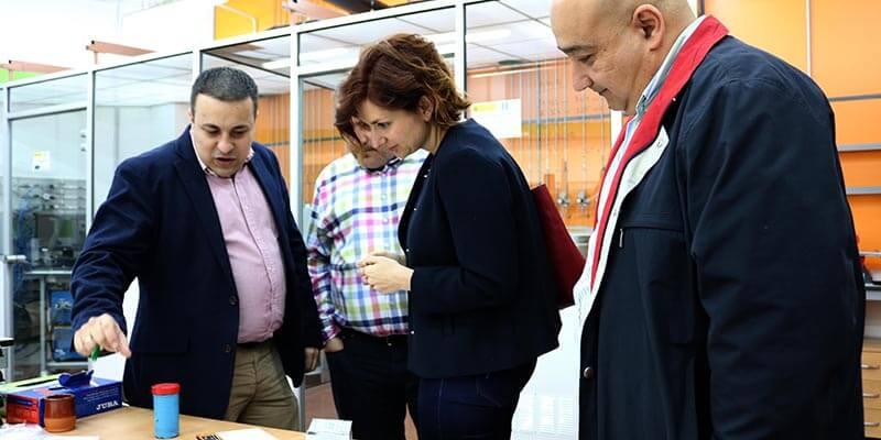 """Orlena De Miguel """"El marco regulatorio no puede ser una barrera para la comercialización de las energías renovables"""""""