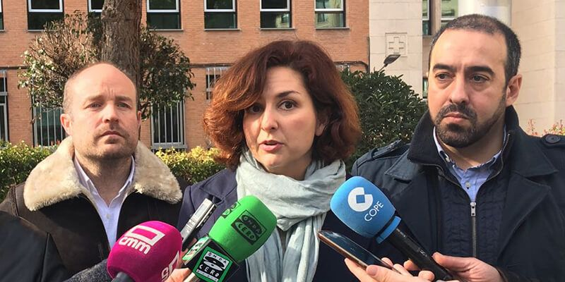 """Orlena De Miguel """"Los presupuestos de C-LM están bloqueados por la incapacidad de diálogo y negociación de PSOE, PP y Podemos"""""""
