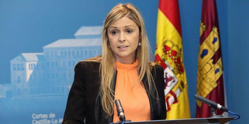 PSOE y PP muestran su pesar por el fallecimiento de Elena de la Cruz