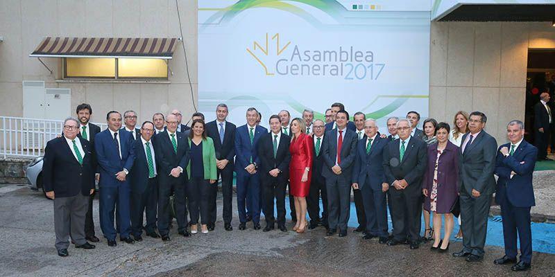"""Page pone en valor el éxito de Caja Rural de Castilla-La Mancha que le ha llevado a no caer en """"populismos económicos"""""""