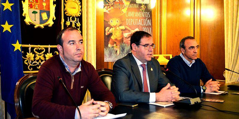 Un total de 354 jóvenes de 6 a 15 años podrán disfrutar este año de los Campamentos de Verano de la Diputación de Cuenca