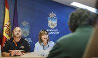Los voluntarios Protección Civil regalaron altruistamente a Guadalajara más de 20.000 horas de servicios