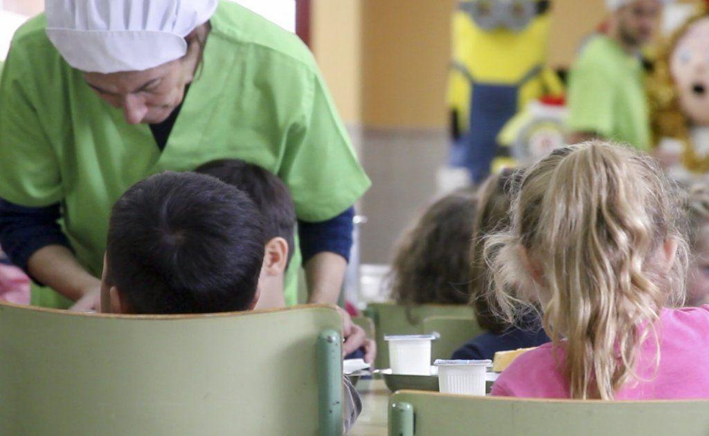 La Junta abrirá los comedores escolares en Semana Santa a más de 2.800 alumnos y alumnas