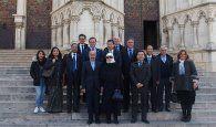 Los embajadores de la zona Asia-Pacífico visitan Cuenca y su provincia