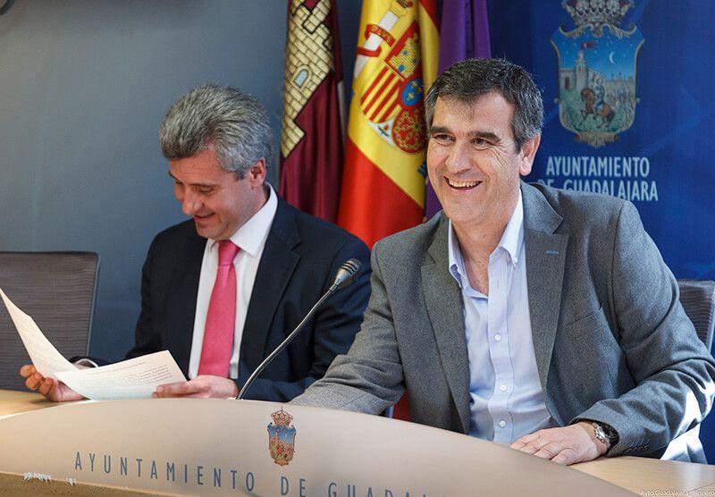 La liquidación evidencia, un año más, que la gestión económica del Ayuntamiento de Guadalajara es responsable y equilibrada