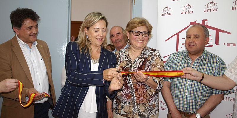 AMFAR inaugura nueva sede en Daimiel