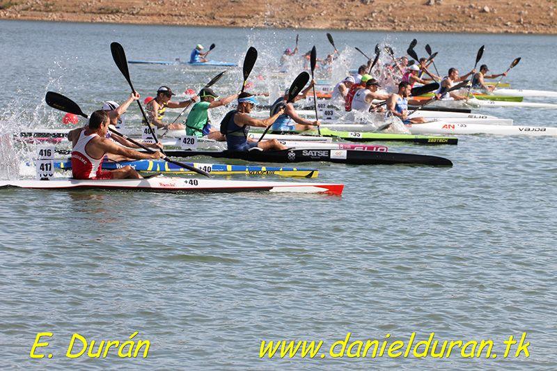 Buen papel de Las Grajas en el Campeonato de España de Maratón celebrado en Badajoz