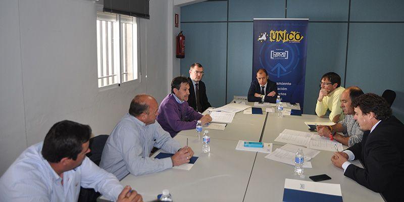 CEOE-Cepyme Cuenca y UNICO colaborarán para potenciar el emprendimiento en la Manchacita