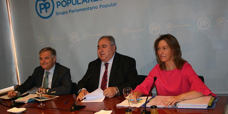 """Cañizares """"Page está triturando a los agricultores y ganaderos de Castilla-La Mancha"""