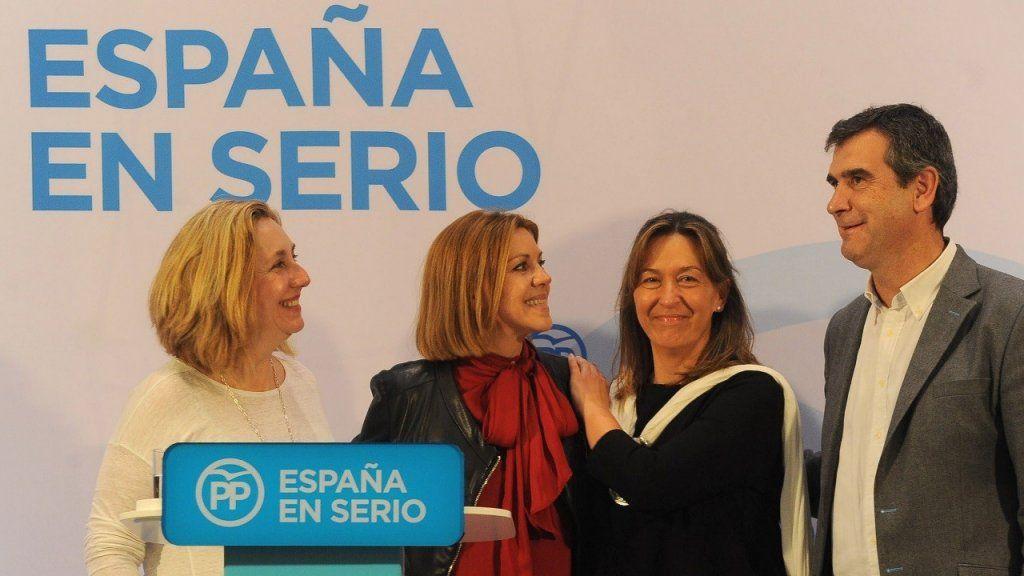 Cospedal inaugura el XIII Congreso Provincial del PP de Guadalajara