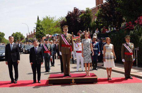 Guadalajara responde a las Fuerzas Armadas y vibra con el desfile