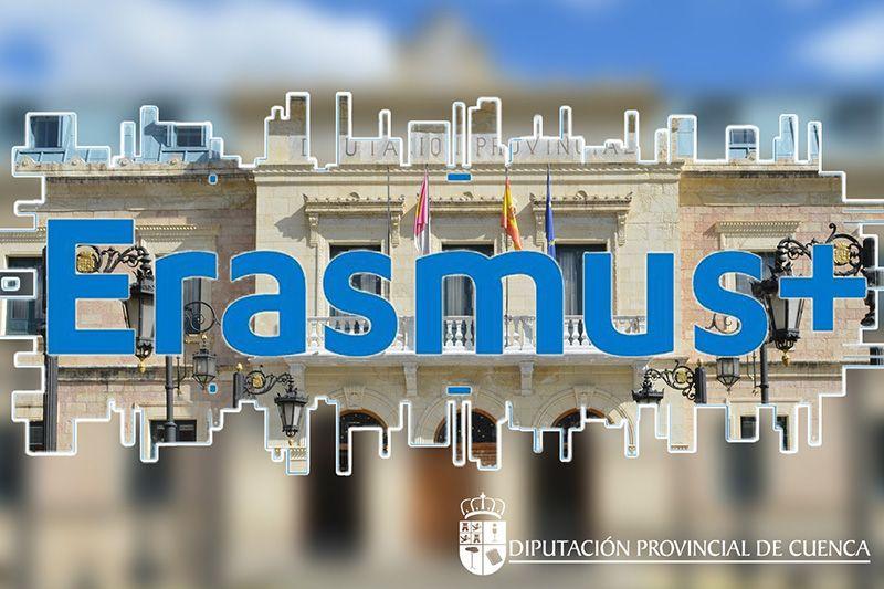 Diputación de Cuenca convoca 25 becas de movilidad para realizar prácticas profesionales en la Unión Europea