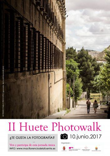 El MAC Florencio de la Fuente convoca la II Huete Photowalk el 10 de junio