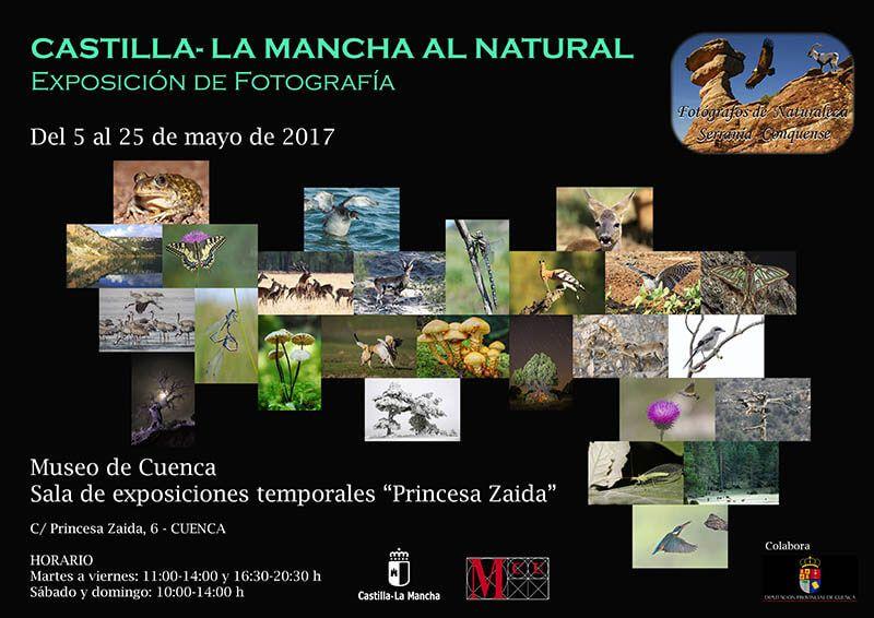 El Museo de Cuenca acogerá una exposición de fotografías sobre la riqueza natural de Castilla-La Mancha
